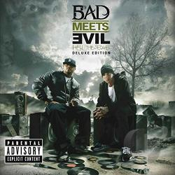 Bad Meets Evil - Hell: The Sequel EP CD Cover Art