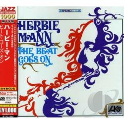 Mann, Herbie - Beat Goes On CD Cover Art