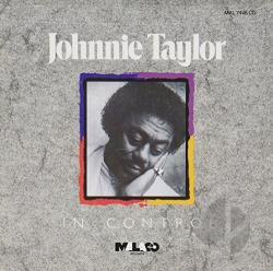 Taylor, Johnnie - In Control CD Cover Art