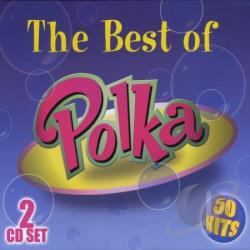 Best of Polka CD Cover Art