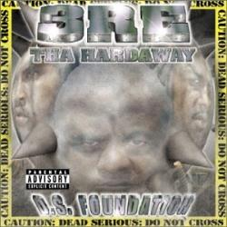 3re Tha Hardaway - DS Foundation CD Cover Art