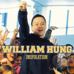 Hung, William - William Hung - Inspiration CD Cover Art