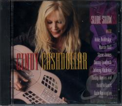 Cashdollar, Cindy - Slide Show CD Cover Art