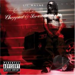 Lil Wayne - Tha Carter II CD Cover Art