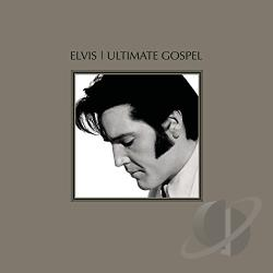 Presley, Elvis - Elvis: Ultimate Gospel CD Cover Art