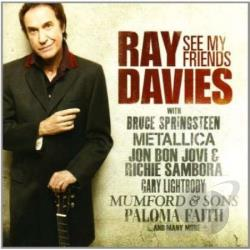 Davies, Ray - See My Friends CD Cover Art