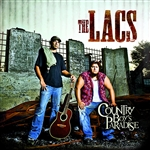 Lacs - Country Boy's Paradise CD Cover Art