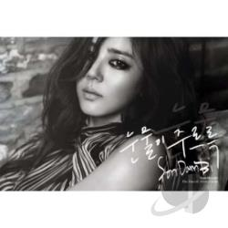 Son Dam Bi - Tears Are Falling CD Cover Art