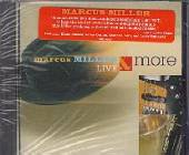 Miller, Marcus - Live & More CD Cover Art