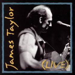 Taylor, James - Live CD Cover Art
