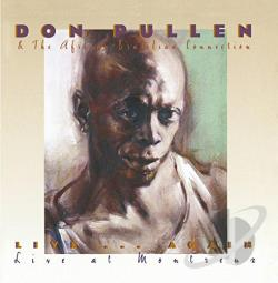 Pullen, Don - Live...Again CD Cover Art