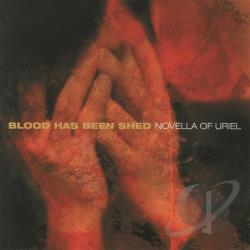 Blood Has Been Shed - Novella of Uriel CD Cover Art