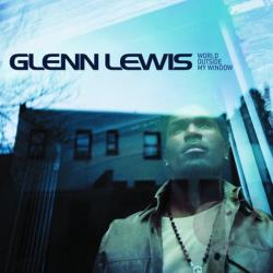 Lewis, Glenn - World Outside My Window CD Cover Art