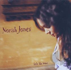Jones, Norah - Feels Like Home CD Cover Art