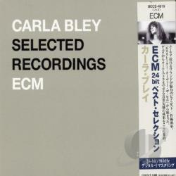 Bley, Carla - Selected Recordings CD Cover Art