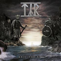 Tyr - Eric the Red CD Cover Art