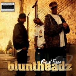 Bluntheadz - Real Fam CD Cover Art