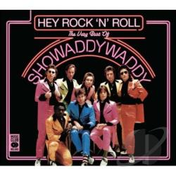 Showaddywaddy - Hey Rock N' Roll: Very Best of Showaddywaddy CD Cover Art