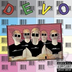 Devo - Duty Now for the Future CD Cover Art