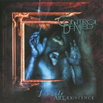 Control Denied - Fragile Art of Existence CD Cover Art