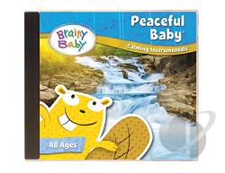 Brainy Baby: Peaceful Baby CD Cover Art
