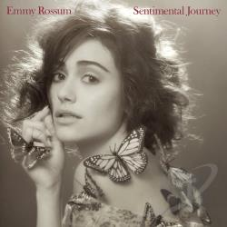 Rossum, Emmy - Sentimental Journey CD Cover Art