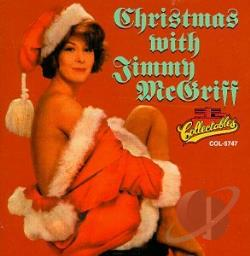 McGriff, Jimmy - Christmas with Jimmy McGriff CD Cover Art