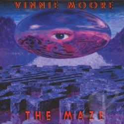 Moore, Vinnie - Maze CD Cover Art
