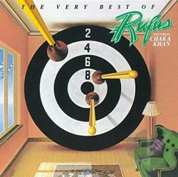 Rufus / Rufus & Chaka Khan - Very Best of Rufus Featuring Chaka Khan CD Cover Art