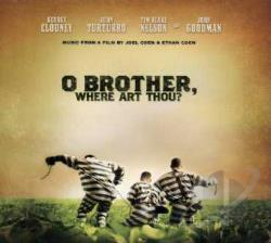 O Brother, Where Art Thou? CD Cover Art