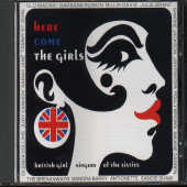 Various Artists-Clar - Here Come The Girls V.01 CD Cover Art