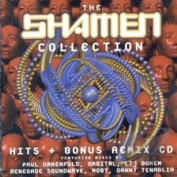 Shamen - Collection (Hits & Mixes) CD Cover Art