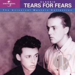 Tears For Fears - Universal Masters Collection CD Cover Art