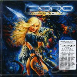 Doro - Warrior Soul CD Cover Art