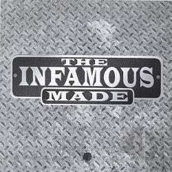 Infamous - Made CD Cover Art