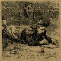 Burnett, Scott - Write Your Story CD Cover Art