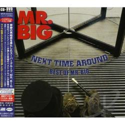Mr. Big - Next Time Around: Best Of Mr. Big CD Cover Art