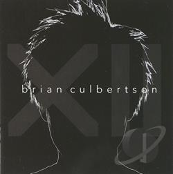 Culbertson, Brian - XII CD Cover Art