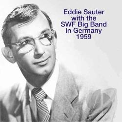 SWF Big Band / Sauter, Eddie - In Germany 1959 CD Cover Art