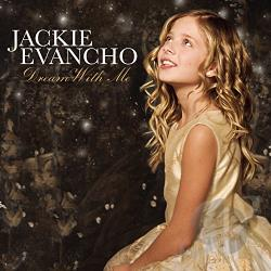 Evancho, Jackie - Dream with Me CD Cover Art