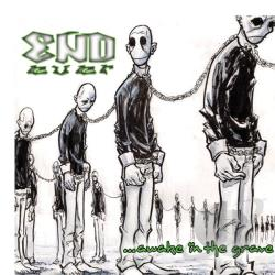 End Ever - Awake In The Grave CD Cover Art