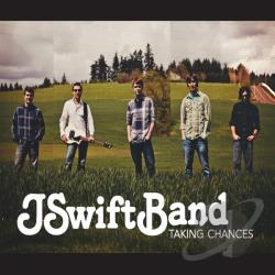J Swift Band - Taking Chances CD Cover Art
