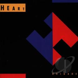 Heart - Brigade CD Cover Art