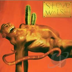 Walsh, Steve - Glossolalia CD Cover Art