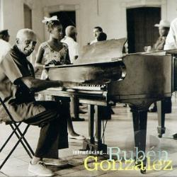 Gonzalez, Ruben - Introducing...Ruben Gonzalez CD Cover Art