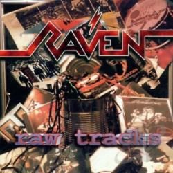 Raven (Metal) - Raw Tracks CD Cover Art