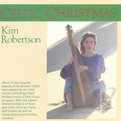 Robertson, Kim - Celtic Christmas CD Cover Art