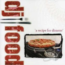 Dj Food - Recipe for Disaster CD Cover Art