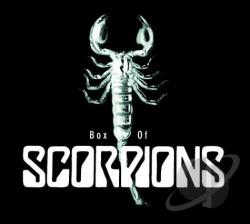 Scorpions - Box Of Scorpions CD Cover Art