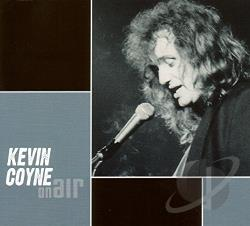 Coyne, Kevin - On Air CD Cover Art